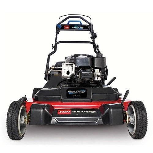 "Toro TimeMaster® Twin Blade Self-Propelled Lawnmower 76cm/30"""