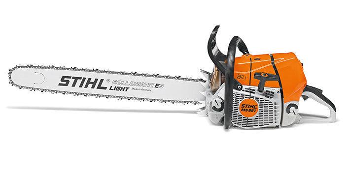 "Stihl MS 661 C-M Chainsaw - 30"""