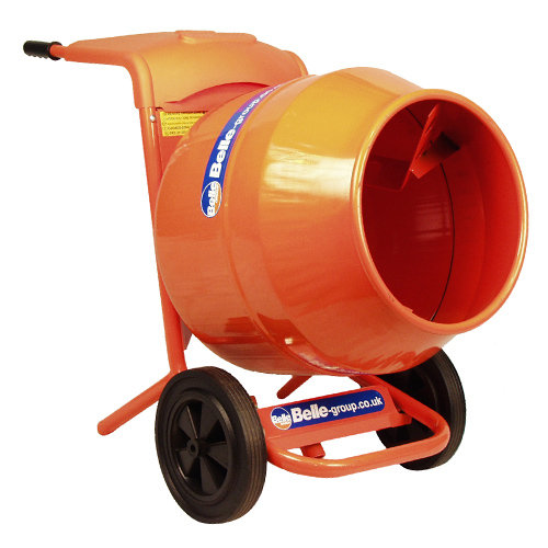 Belle Minimix 150 Electric Cement Mixer 230V