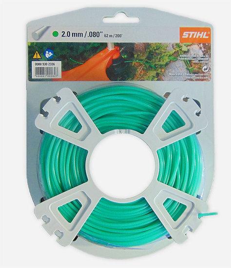 Stihl Nylon Line 2.0mm x 62m