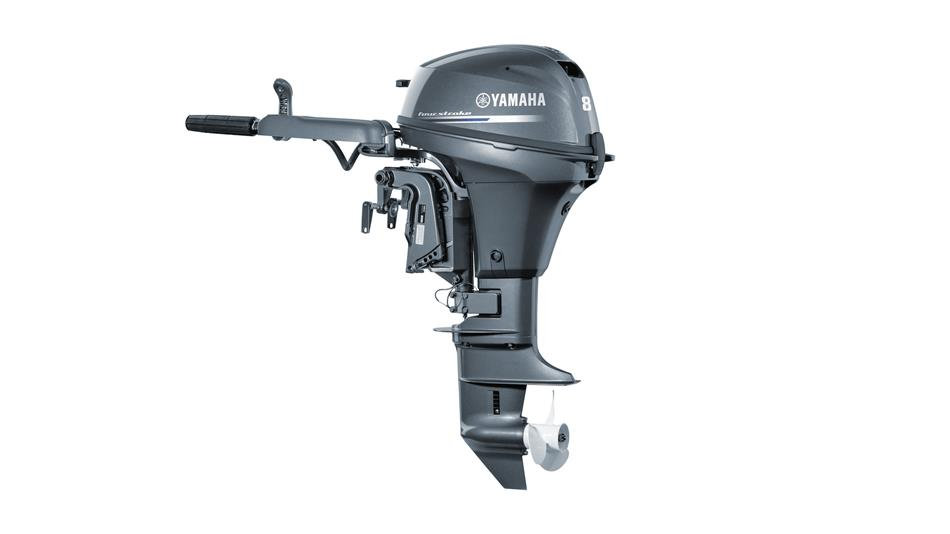 Yamaha F8 FMHS - 4HP - 4 Stroke - Short Shaft - Outboard Engine