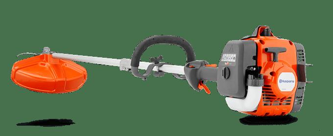 Husqvarna 129LK Combi With Trimmer Attachment