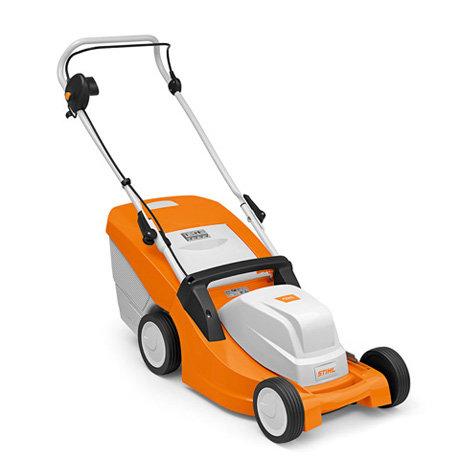 "Stihl RME 443 Electric Lawnmower 16"""
