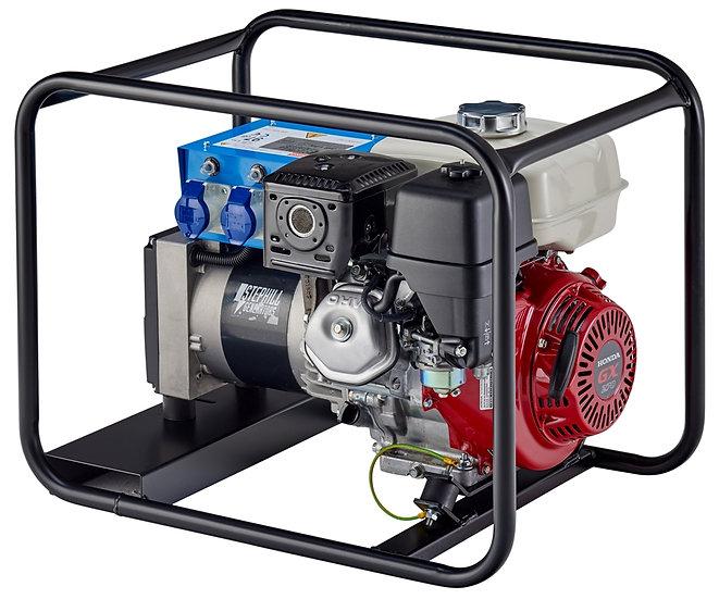 Stephill 5000HMS Petrol Generator - 5.0kVA/ 4.0kW