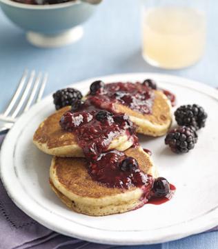 Gluten Free Pancakes {recipe formula}