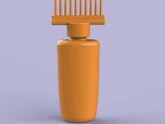 Indulekha Bottle | Packaging Design