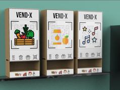 VendX | Product Design