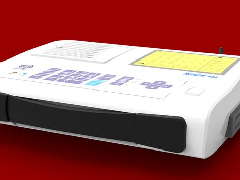Portable ECG Device | Medical Equipment Design