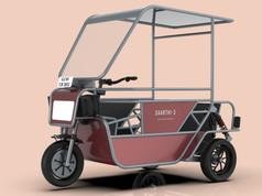 Saarthi | Electric Mobility