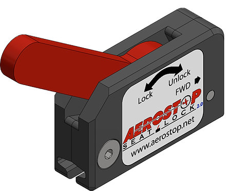 Aerostop Seat Lock Ver. 2.1 (QTY. 1)