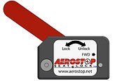 Aerostop Seat Lock
