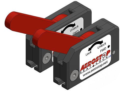 Aerostop Seat Lock Ver. 2.1 (QTY. 2)