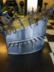 Aircraft Engine Mount Repair, Aircraft Fuel Tank Repair