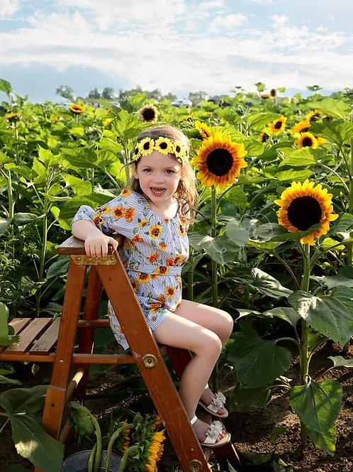 Sunflower Mini Sessions - Aug. 4, 2020