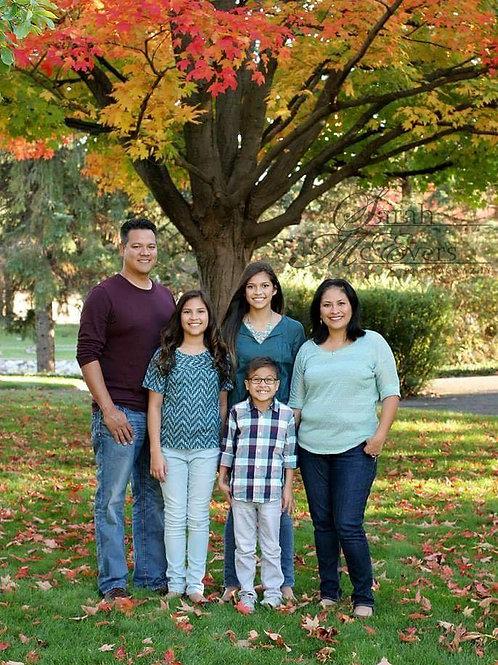 Family Session (Full)