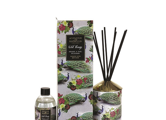 Ashleigh & Burwood Wild Things Diffuser -  Shake a Tail Feather - Mimosa