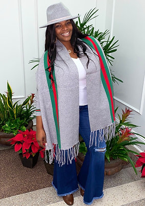 Fall In Lux Poncho