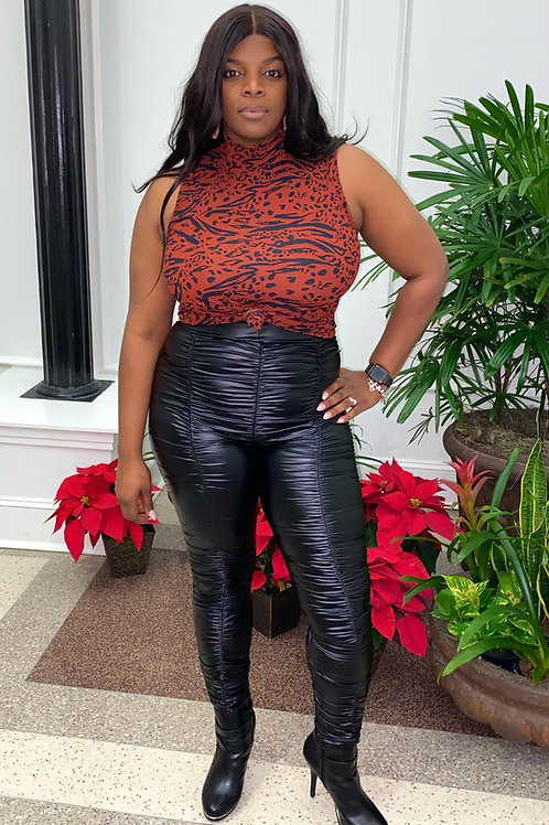 She Bad Leather Pants