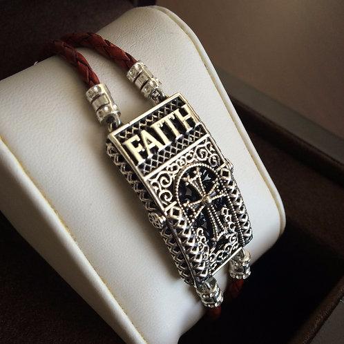 Faith Fashion Bracelet