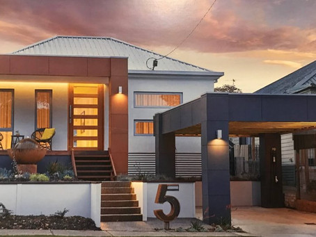 Sustainable House - Retrofit House