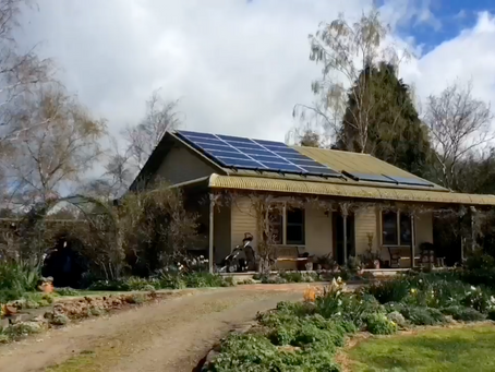 Sustainable House - Retrofit Farmhouse
