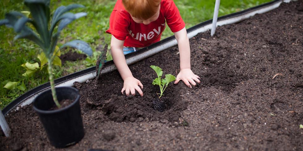 Social Gardening