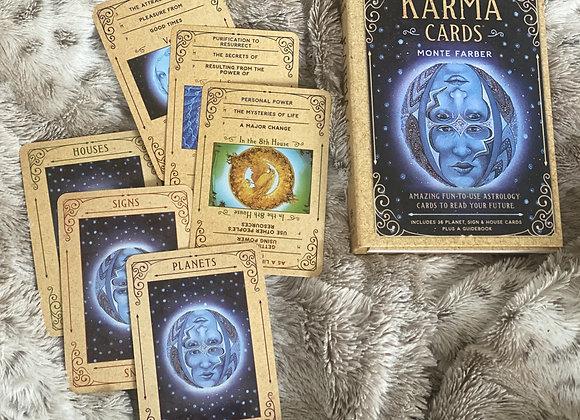 Karma Cards Tarot Reading