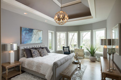 Starr Homes - Master Bedroom
