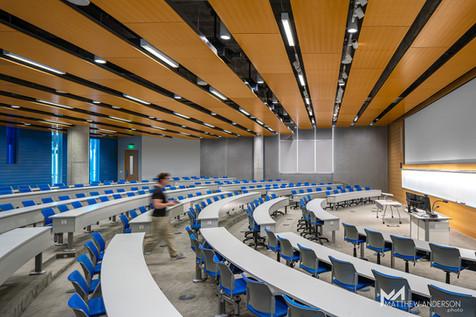 Bloch Executive Hall Classrom