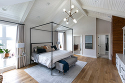 Master Bedroom - Jami Meek Designs