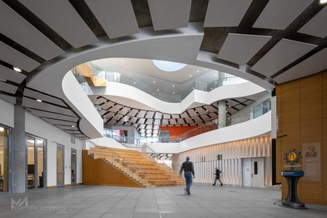 Bloch Executive Hall - Interior
