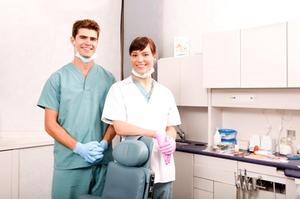 dental workers