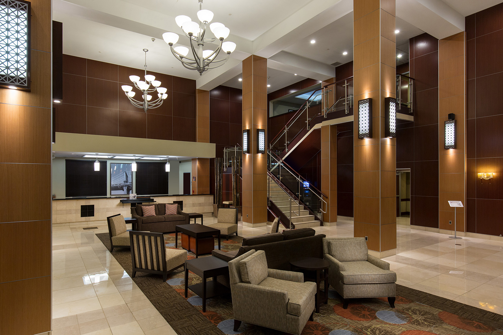 Las Vegas Staybridge Suites Lobby