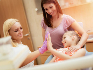Turn That Frown Upside Down—Ways to Get Your Child Excited For Their First Dental Visit