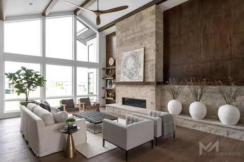 Befort Construction Living Room