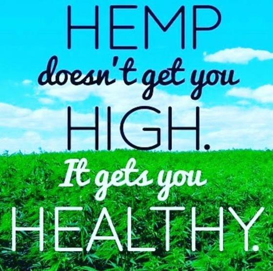 Hemp For Wellness!
