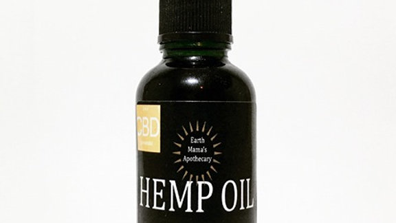 1 oz. Full Spectrum Hemp CBD Extract