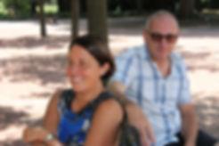 Béatrice et Michel Boudin