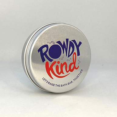 Rowdy Kind Storage Tin