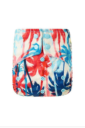 Paradise Palms Pocket Nappy