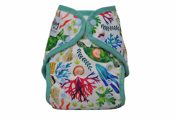 Seedling Multifit Pocket Nappy