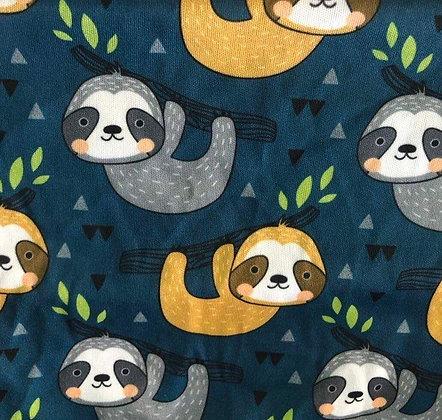 Bells Bumz November Preorder Sloth a by Baby Pocket Nappy