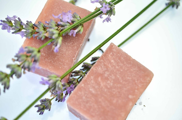 Soap and Pamper Lavender & Lemongrass Soap