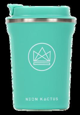 Neon Kactus Insulated Coffee Cup
