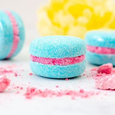 Soul and Soap Bath Macaron