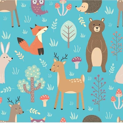Bells Bumz November Preorder Woodland Wonderland Pocket Nappy