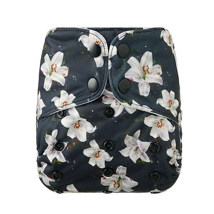 Bells Bumz Midnight Bloom Pocket Nappy