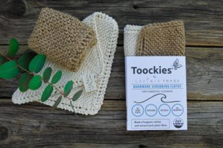 Lavinia Toockies Scrubbers (Double Pack)