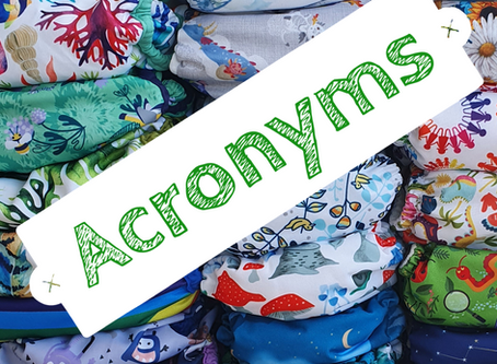 Nappy Community Acronyms