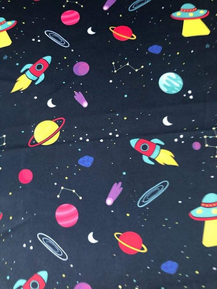 Bells Bumz November Preorder Space for a Little One Pocket Nappy
